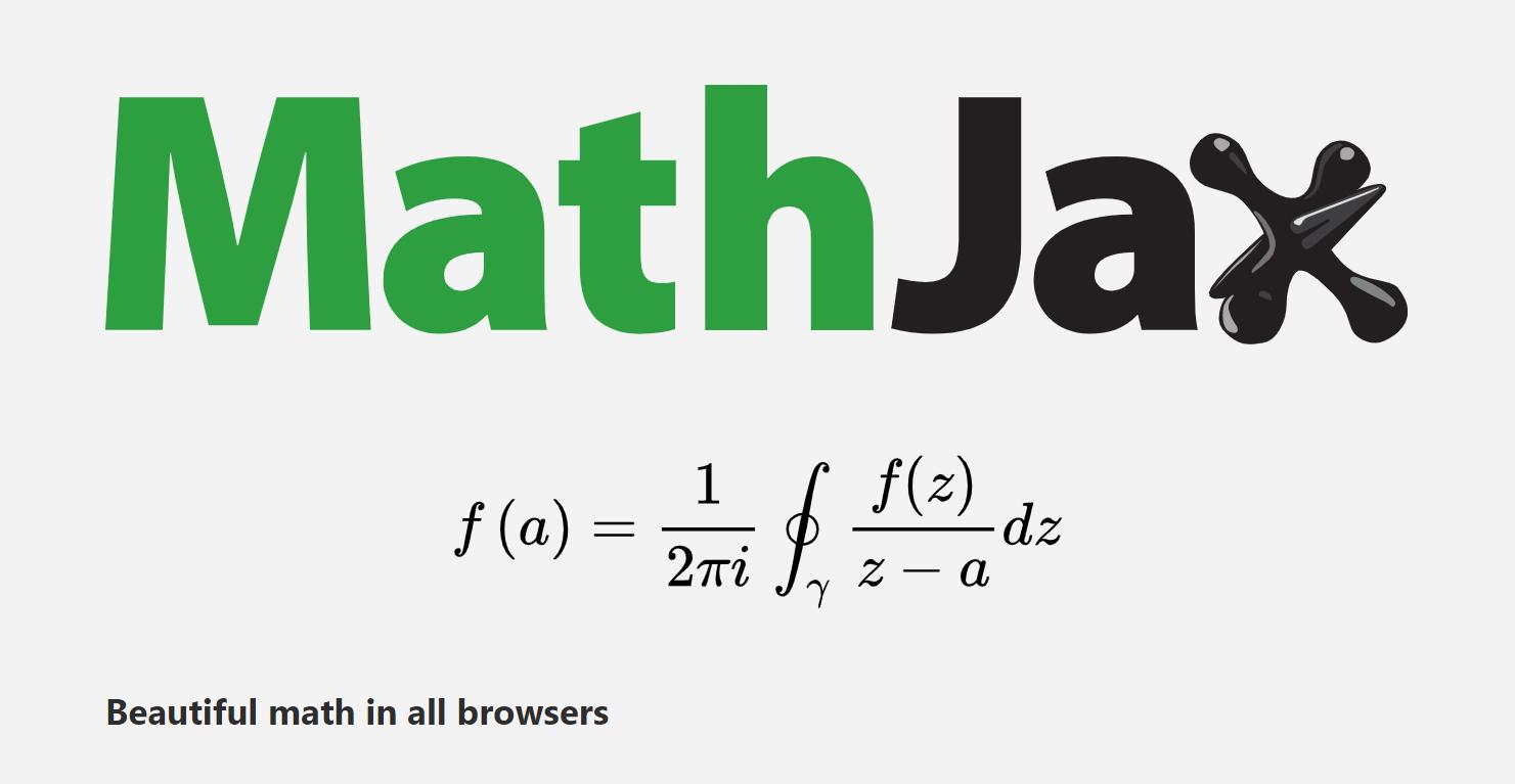 Ghost 博客添加数学公式支持